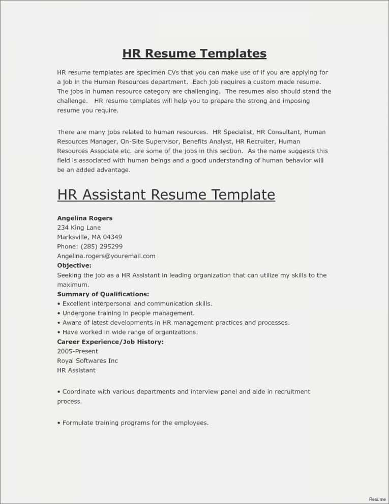 Logistics Manager Job Description Resume