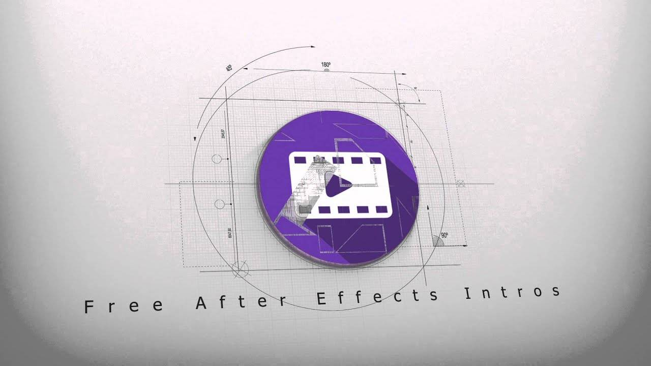 Logo Reveal After Effects Template Free Download