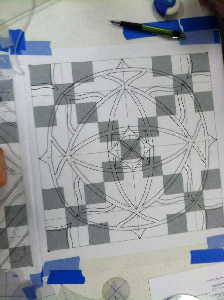 Long Arm Quilting Templates Rulers
