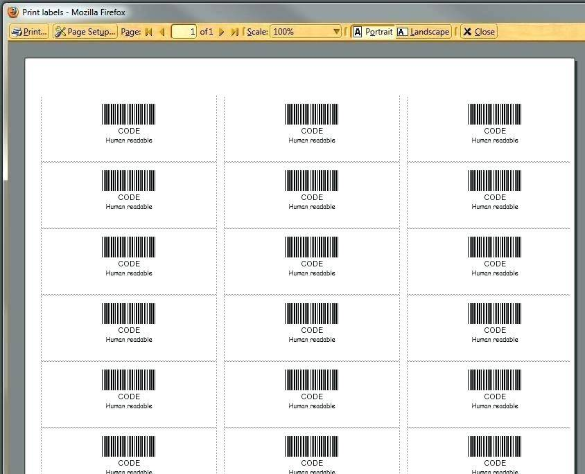 Maco Labels Template Ml 1025