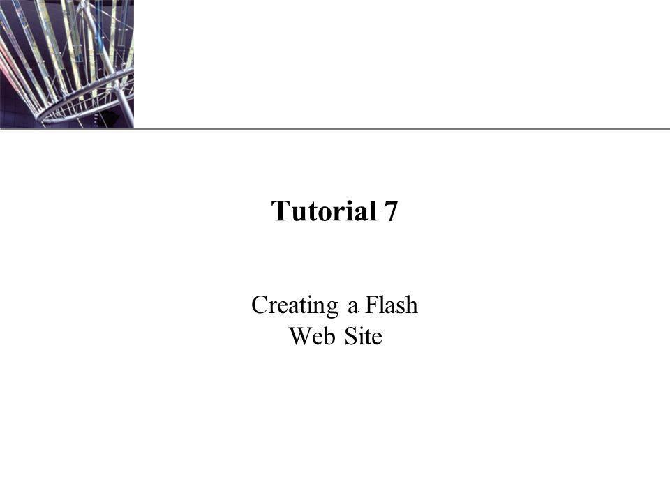 Macromedia Flash Presentation Templates