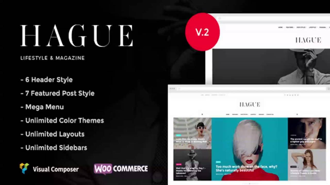 Magazine Themes WordPress Themeforest