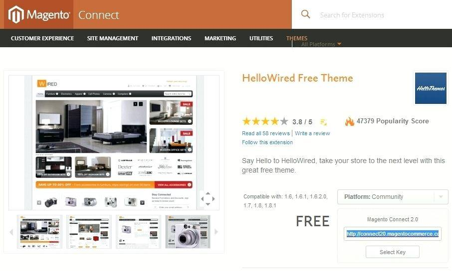 Magento Custom Template Tutorial