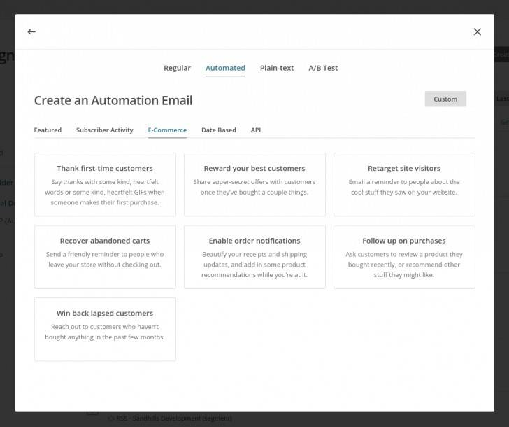 Mailchimp Email Template Width