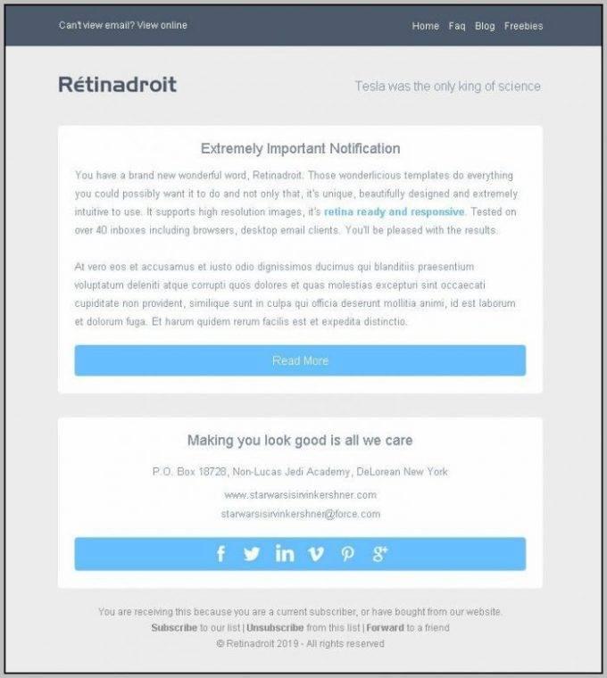 Mailchimp Templates Github