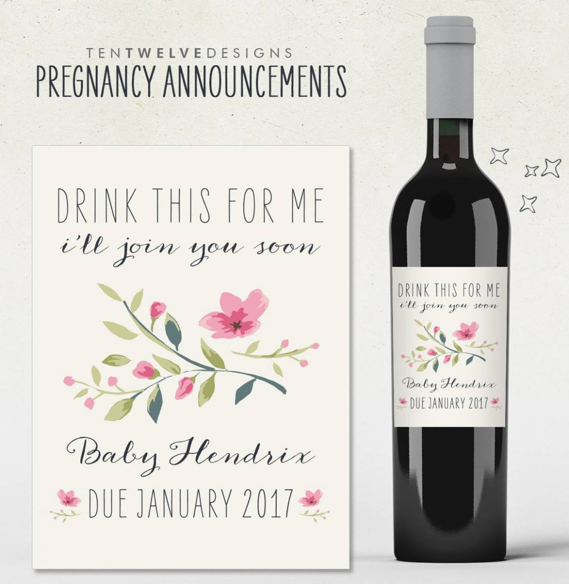 Make Your Own Wine Labels Free Templates