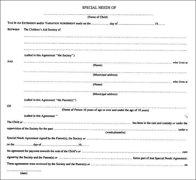 Marital Separation Agreement Template Free