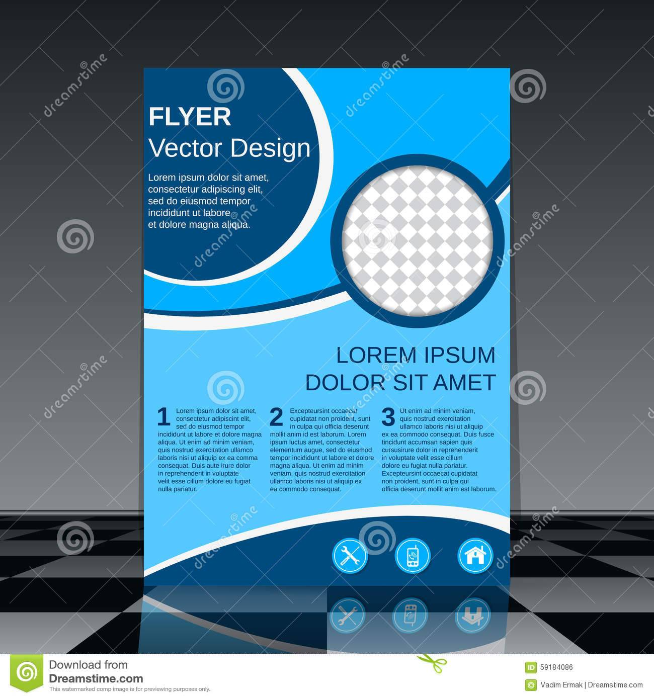 Marketing Booklet Template
