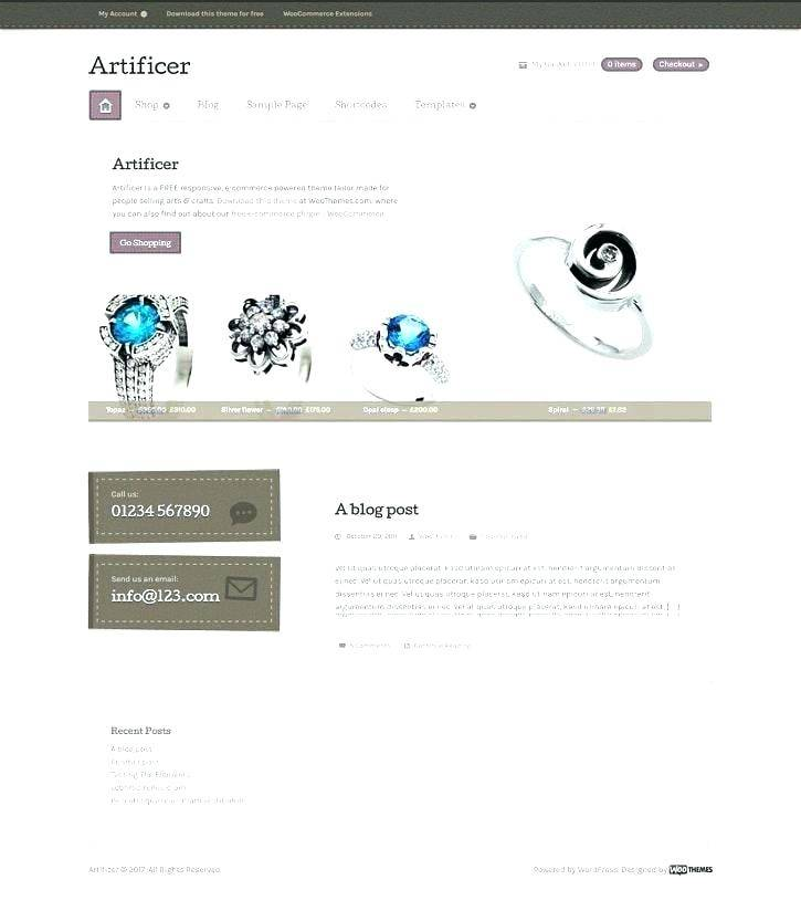 Marketing Websites Templates Free Download