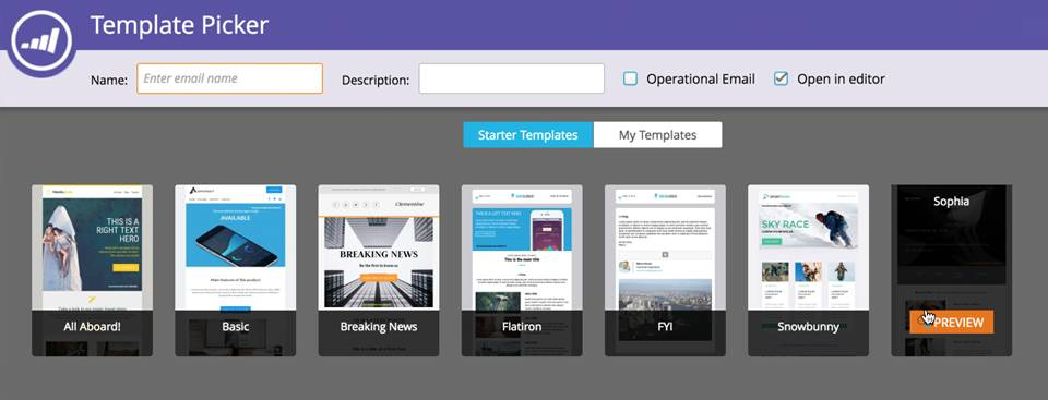 Marketo Responsive Email Templates
