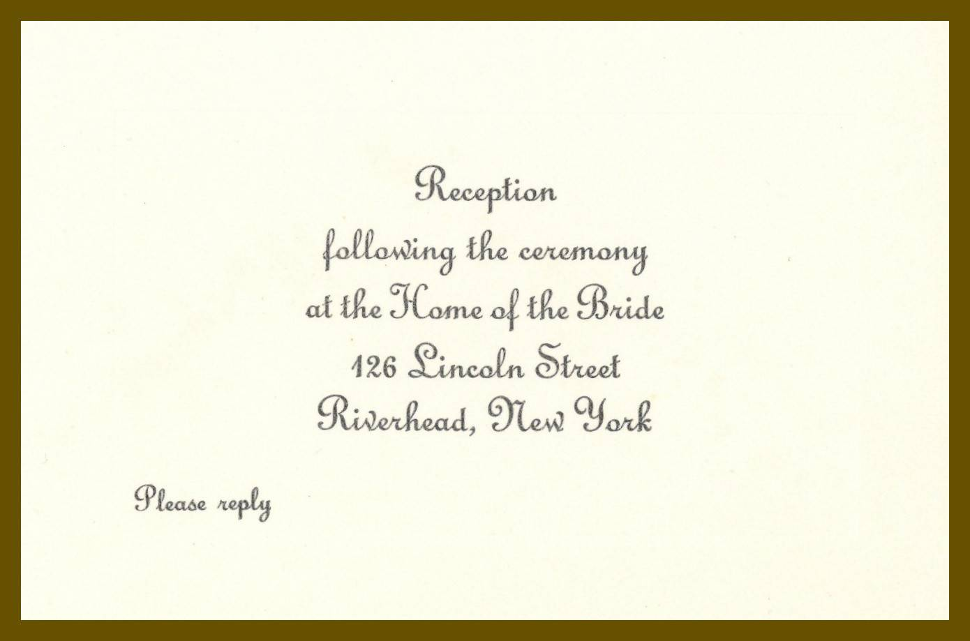 Marriage Invitation Templates For Friends