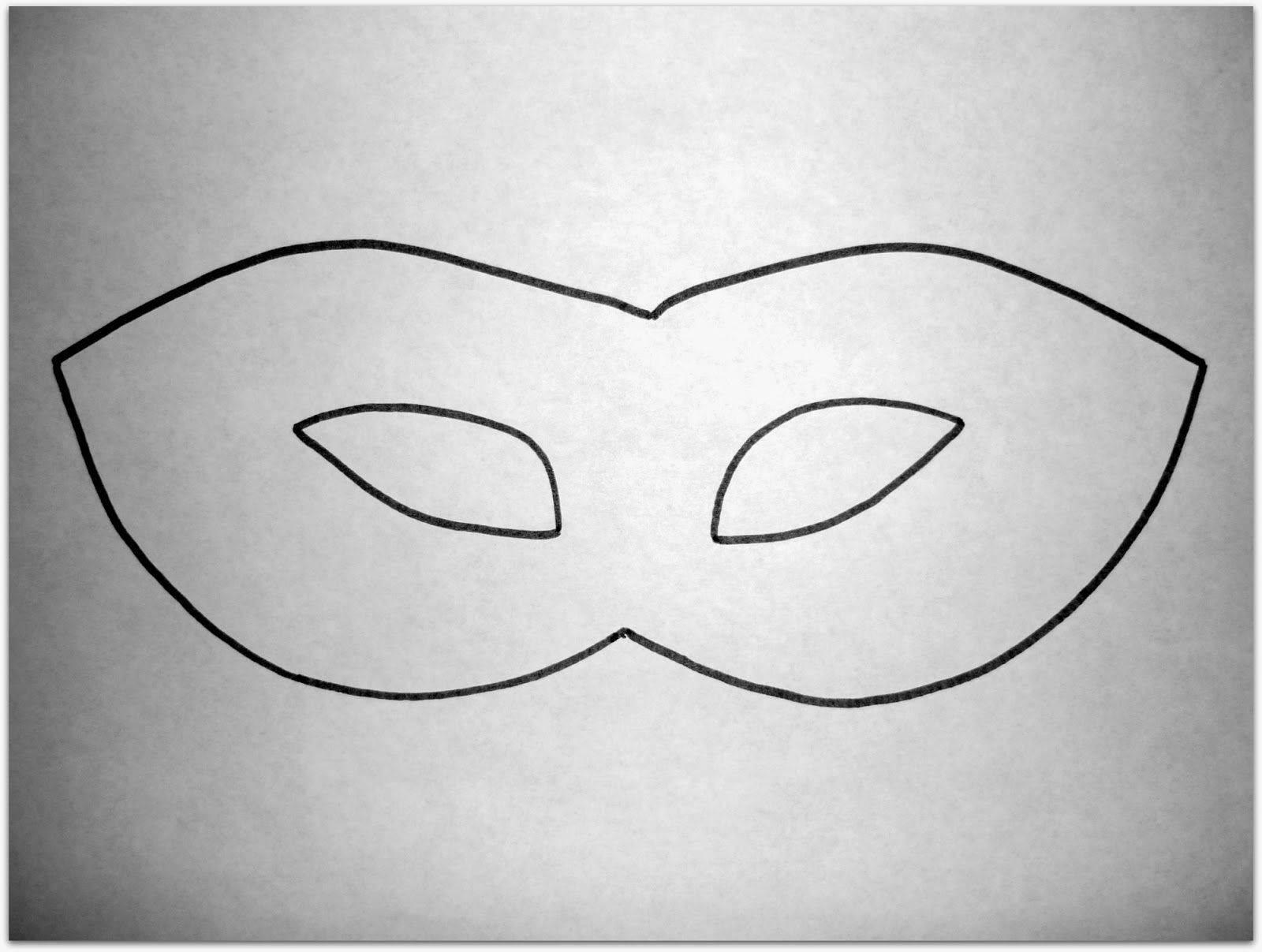 Masquerade Masks Invitations Templates