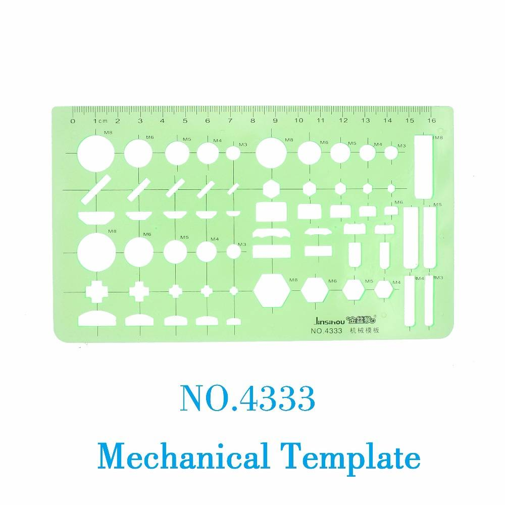 Mechanical Drawing Template