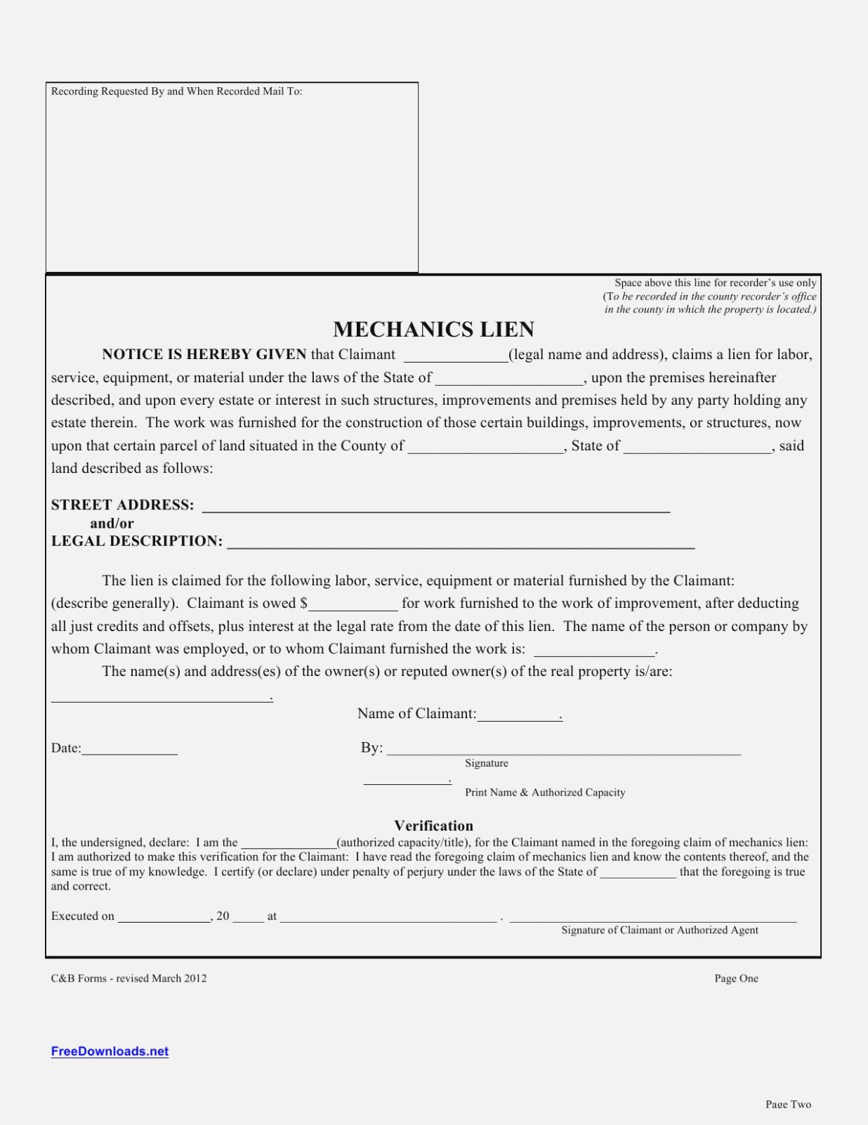 Mechanics Invoice Template Word
