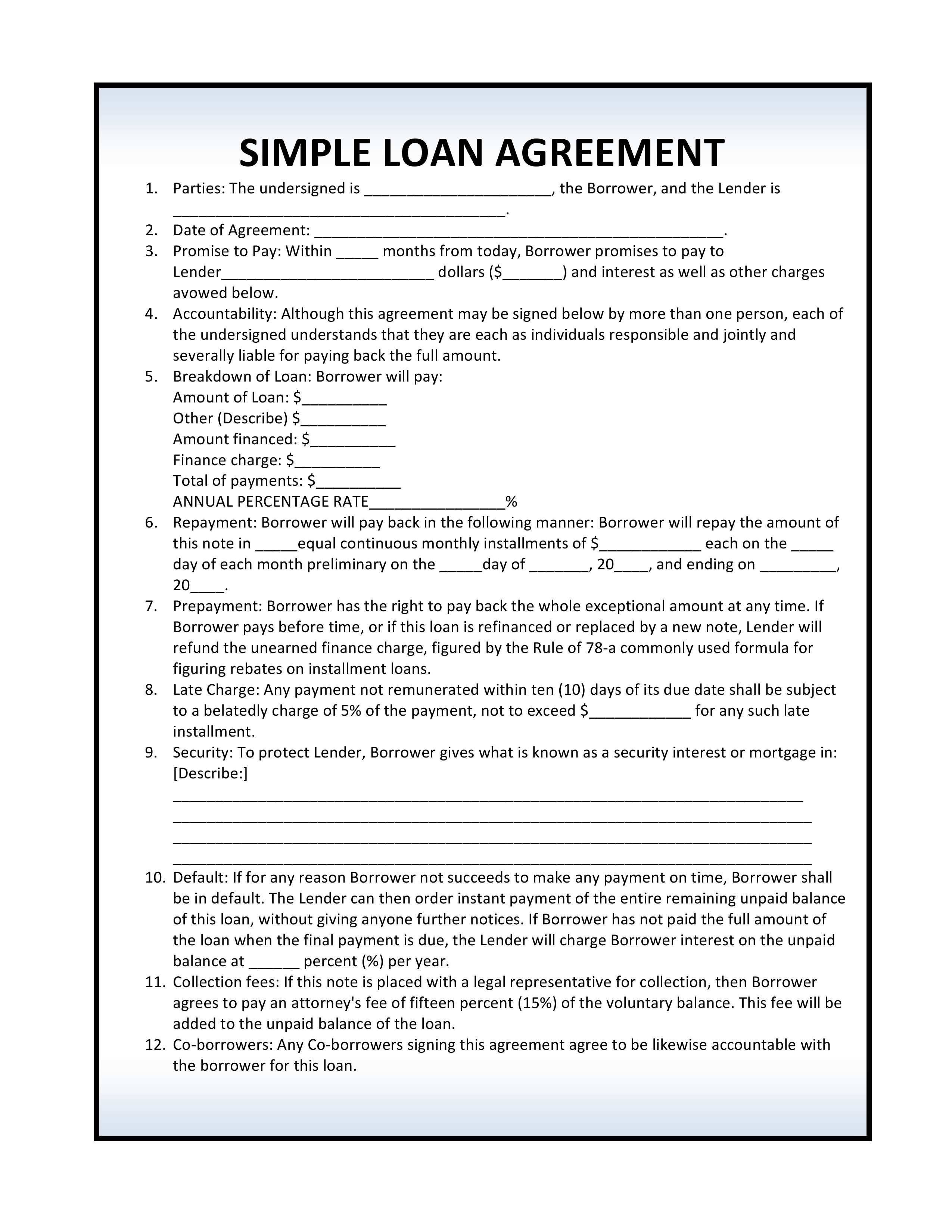 Mediation Agreement Template Doc