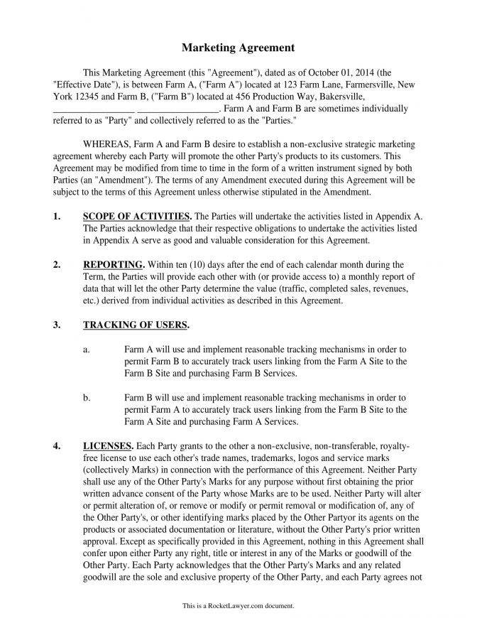 Mediation Agreement Template Pdf