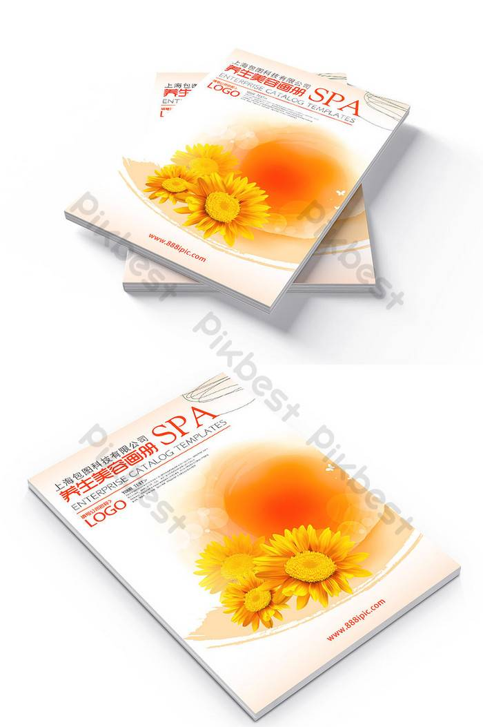 Medical Spa Brochure Templates