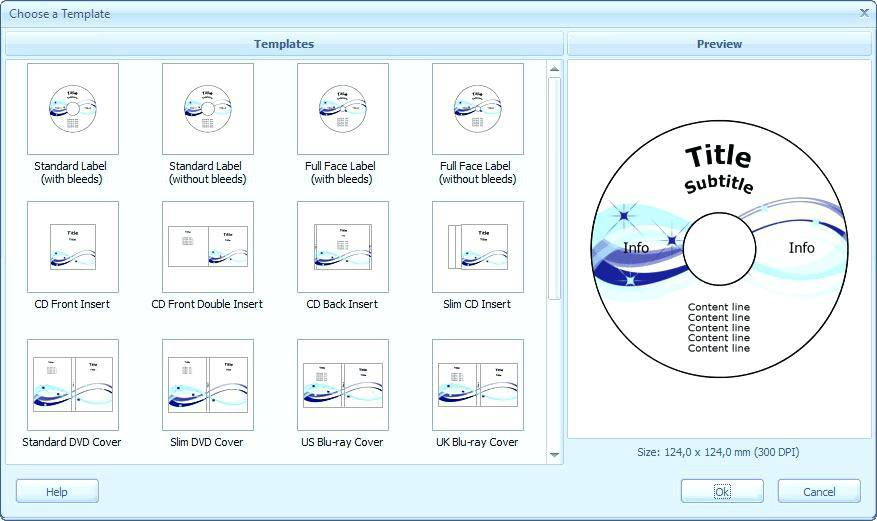 Memorex Cd Label Maker Template Photoshop
