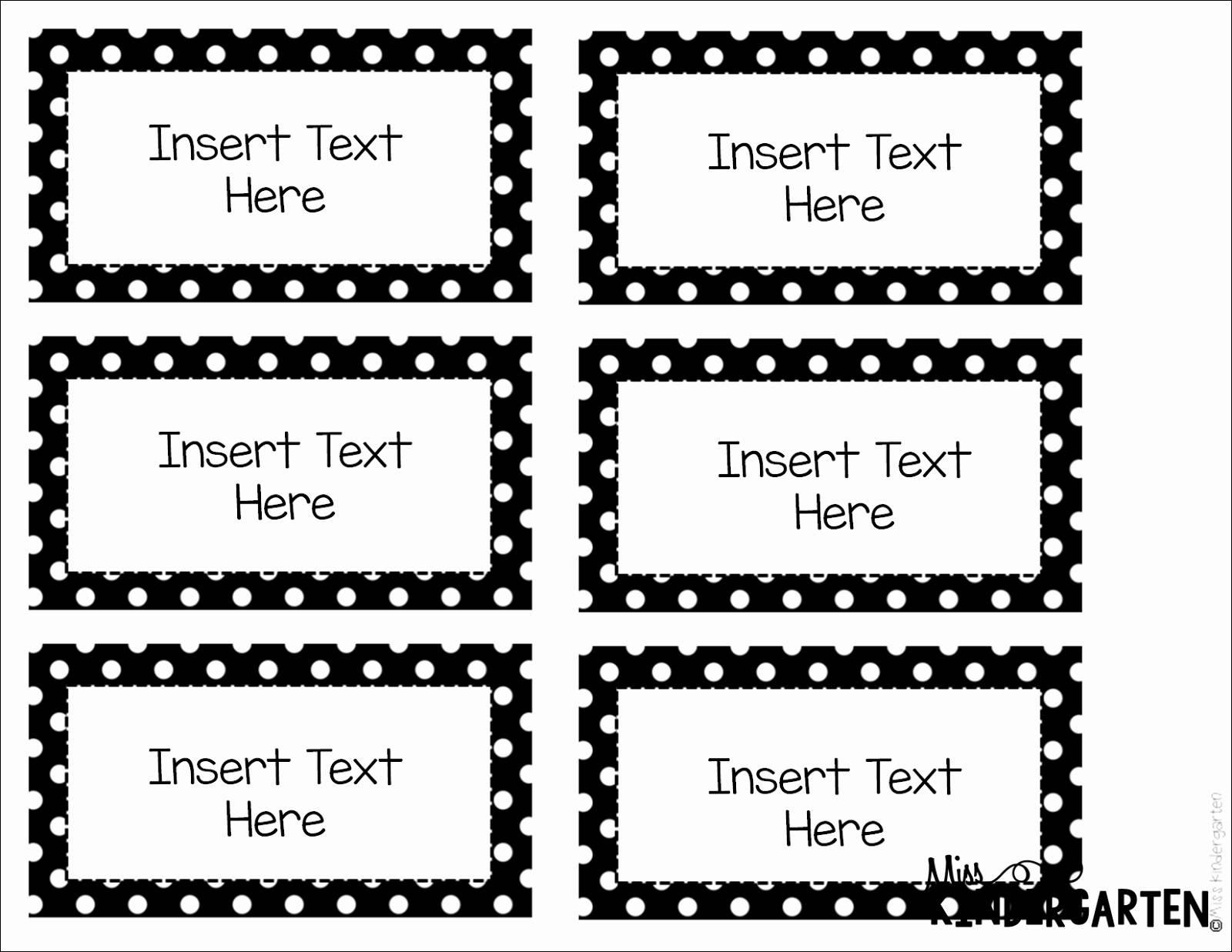 Memorex Label Templates