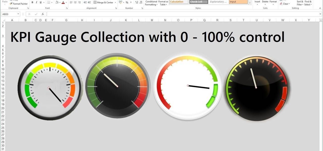Microsoft Dashboard Templates