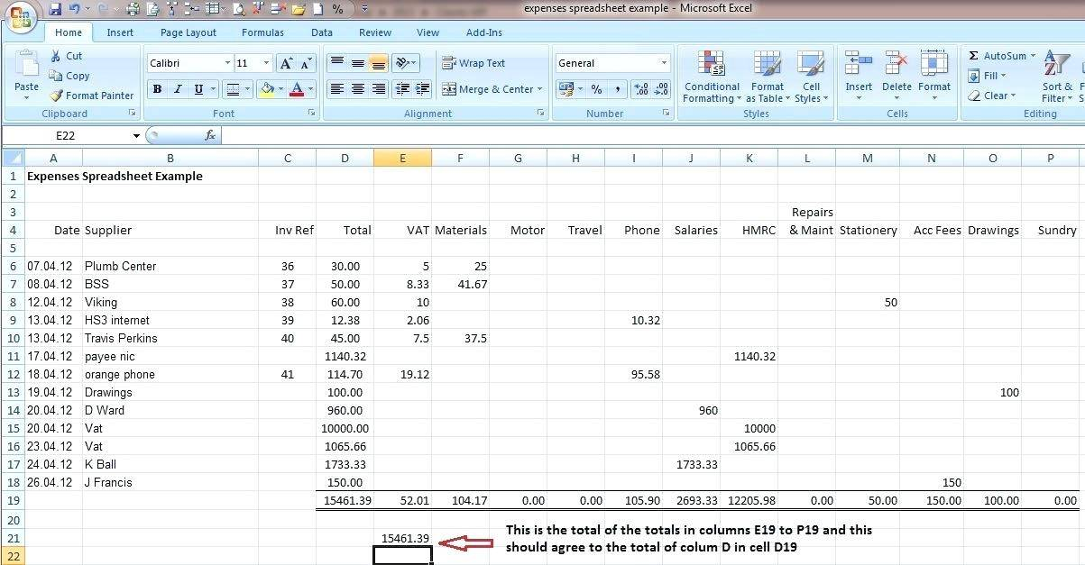 Microsoft Excel Accounting Templates Free