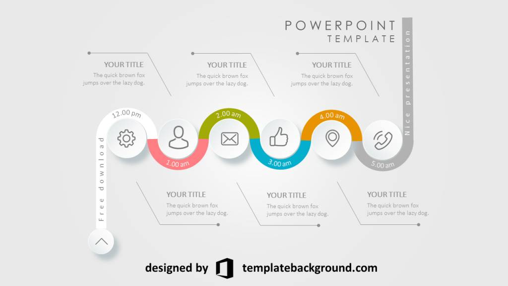 Microsoft Powerpoint 2010 Animated Templates Free Download