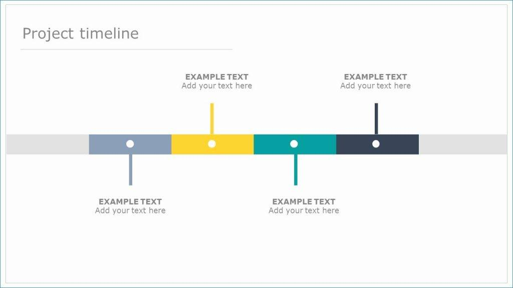 Microsoft Powerpoint Templates For Timelines