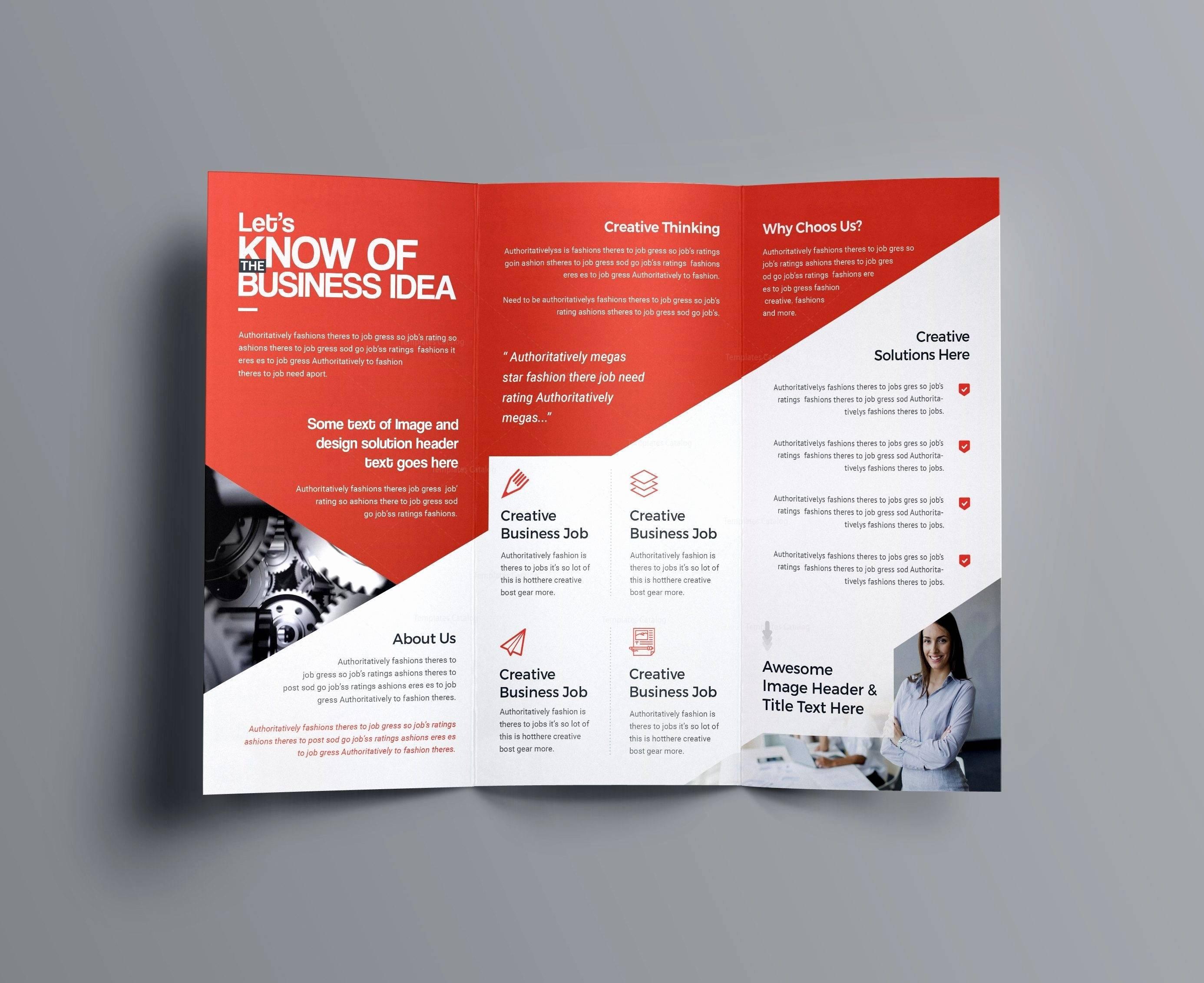 Microsoft Publisher Real Estate Brochure Templates