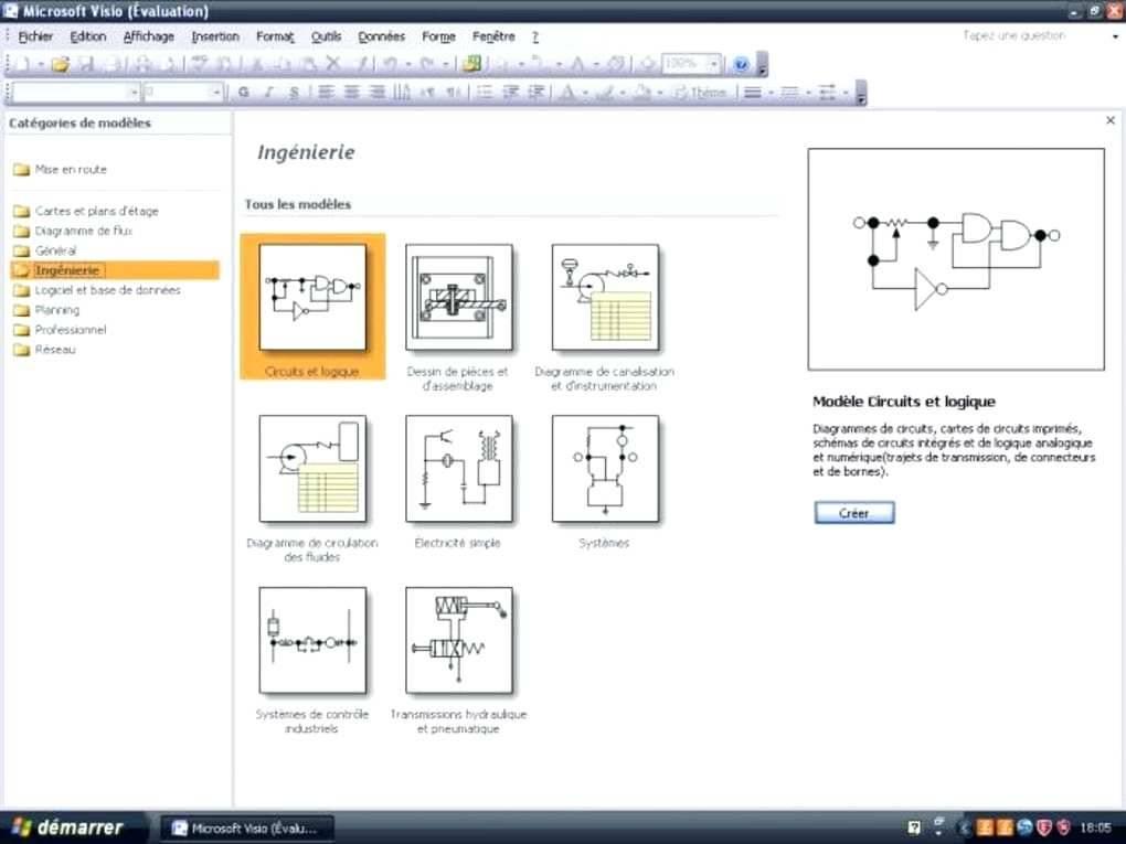 Microsoft Visio Templates 2007
