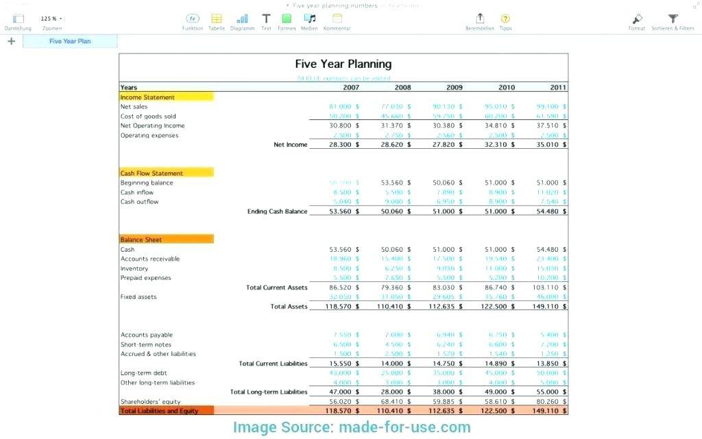 Microsoft Word Business Plan Template For Mac