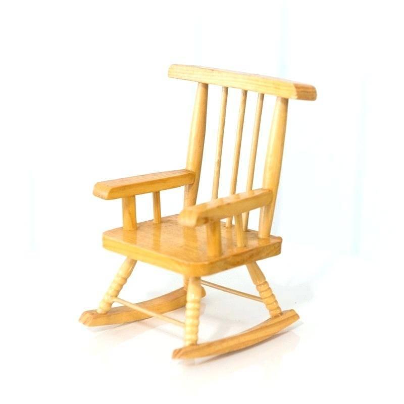 Mini Rocking Chair Template