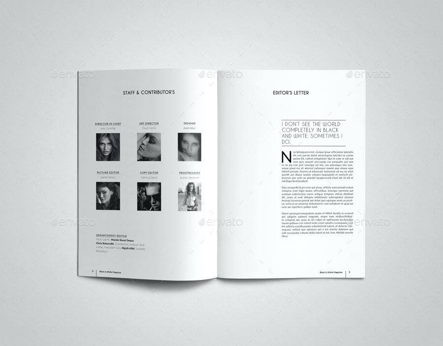 Minimalist Magazine WordPress Template