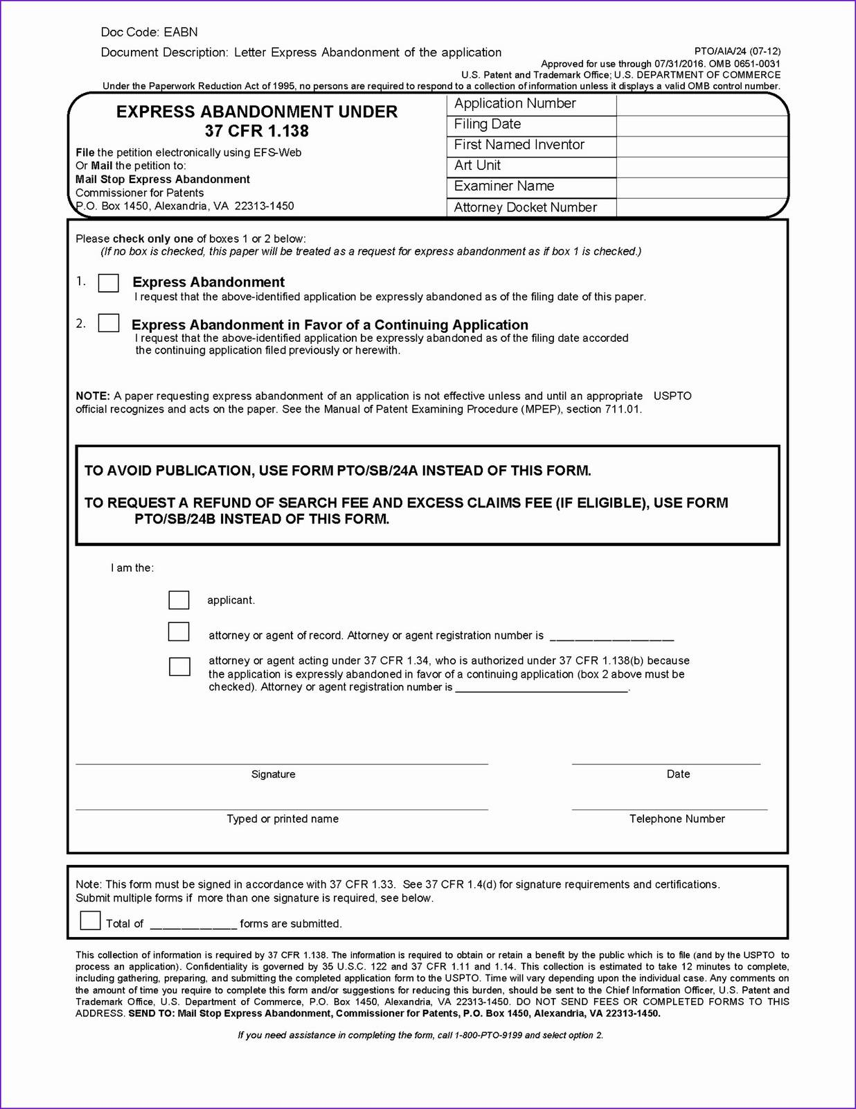 Mit Provisional Patent Template