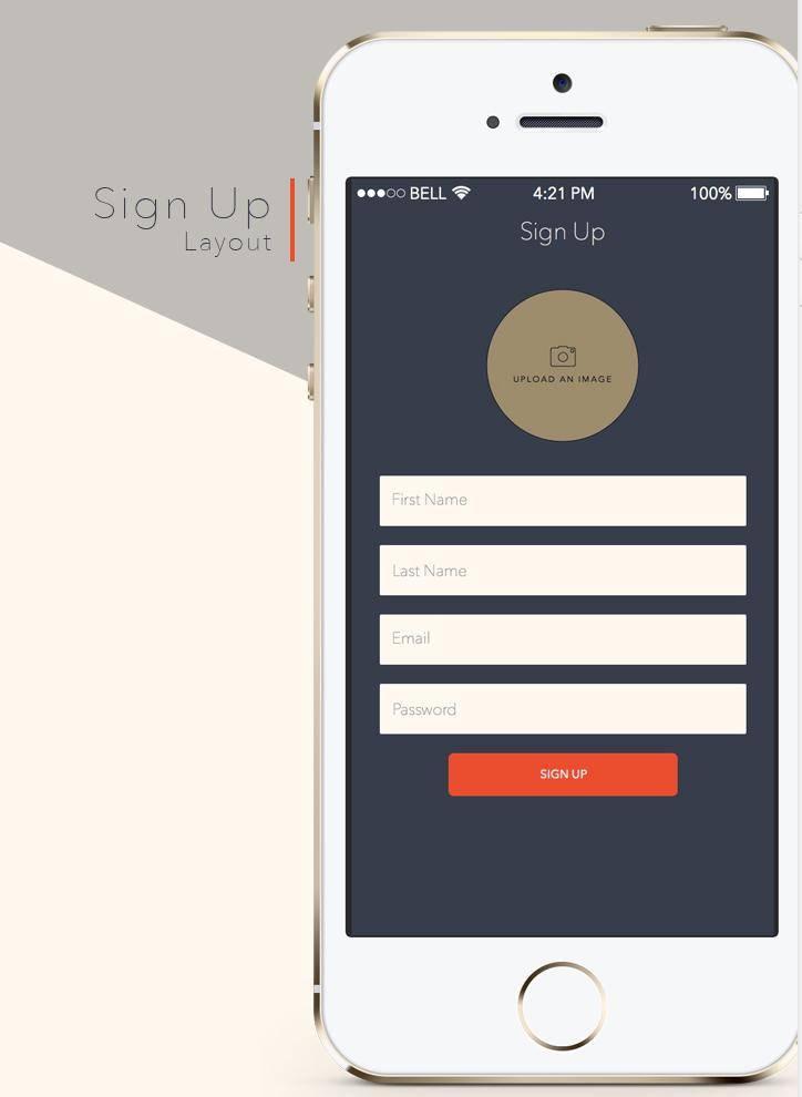 Mobile App Ui Html Templates