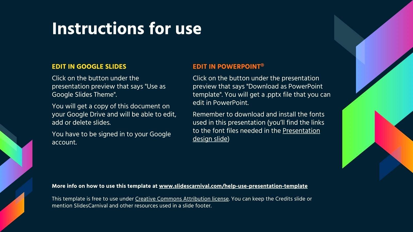 Modify Slide Template Powerpoint 2010