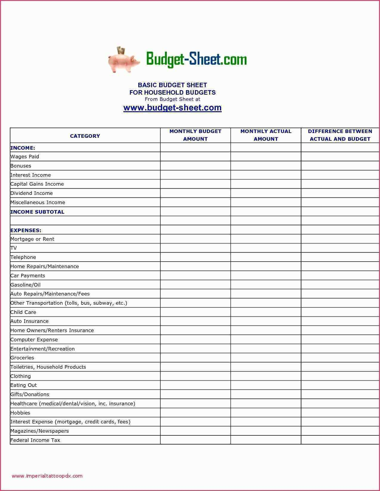 Monthly Restaurant Expense Report Template