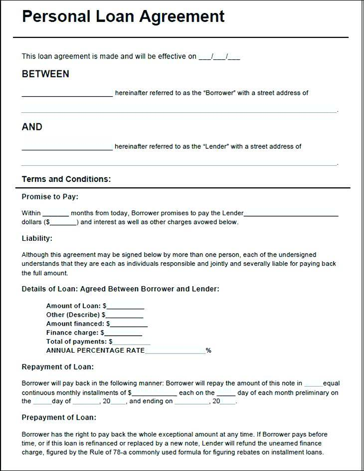 Mortgage Agreement Form Philippines
