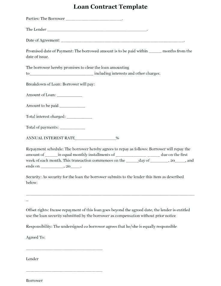 Mortgage Agreement Template Australia