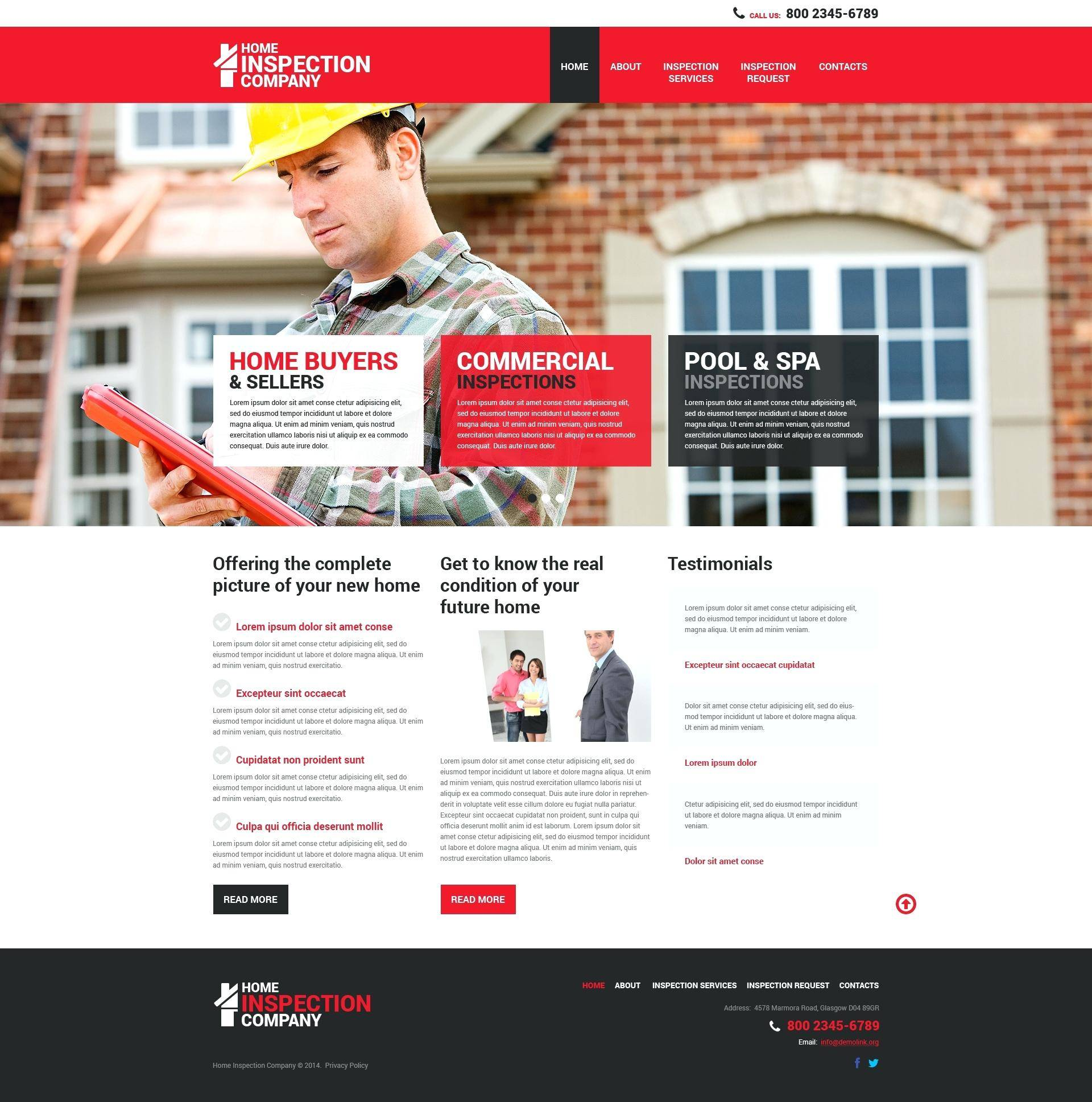 Mortgage Broker Website Templates Canada