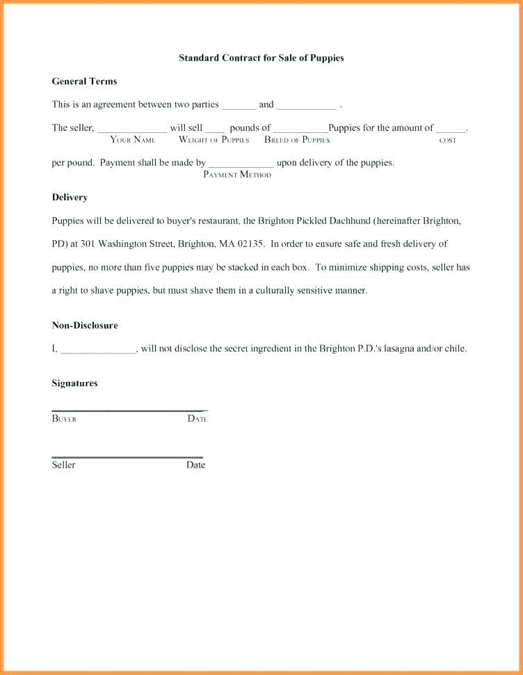 Mortgage Contract Template Uk