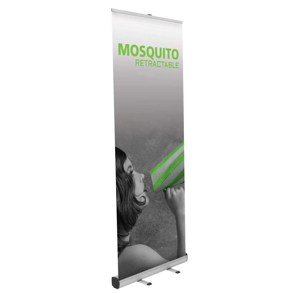 Mosquito 800 Banner Stand Template