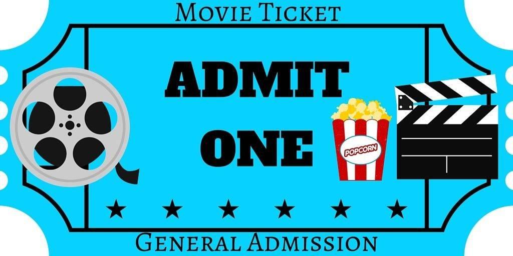 Movie Night Ticket Templates