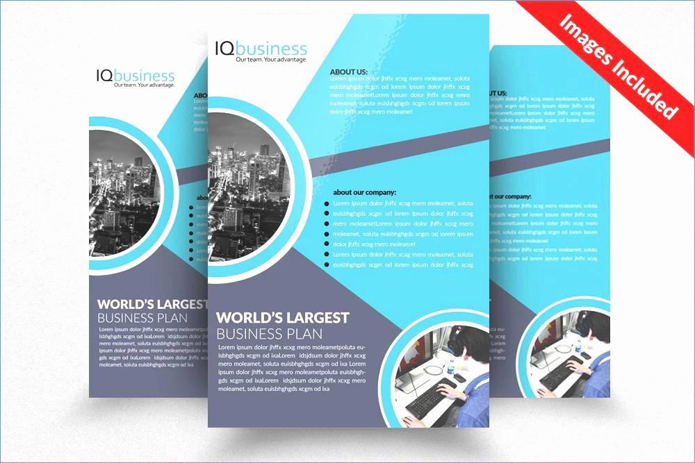 Ms Publisher Brochure Templates