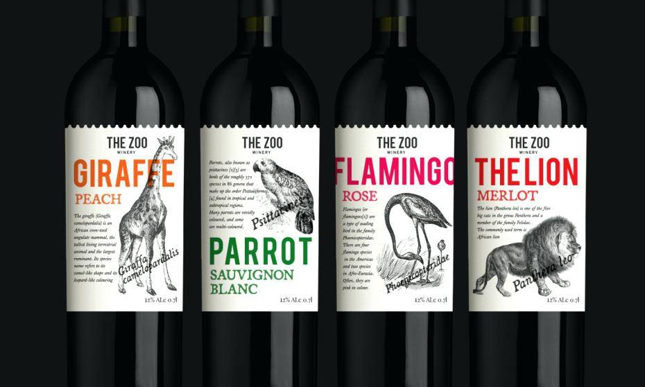 Ms Word Wine Label Template