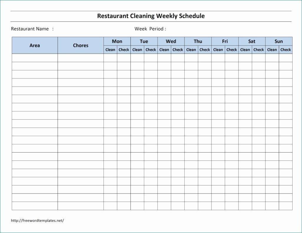 Multiple Employee Weekly Schedule Template Excel