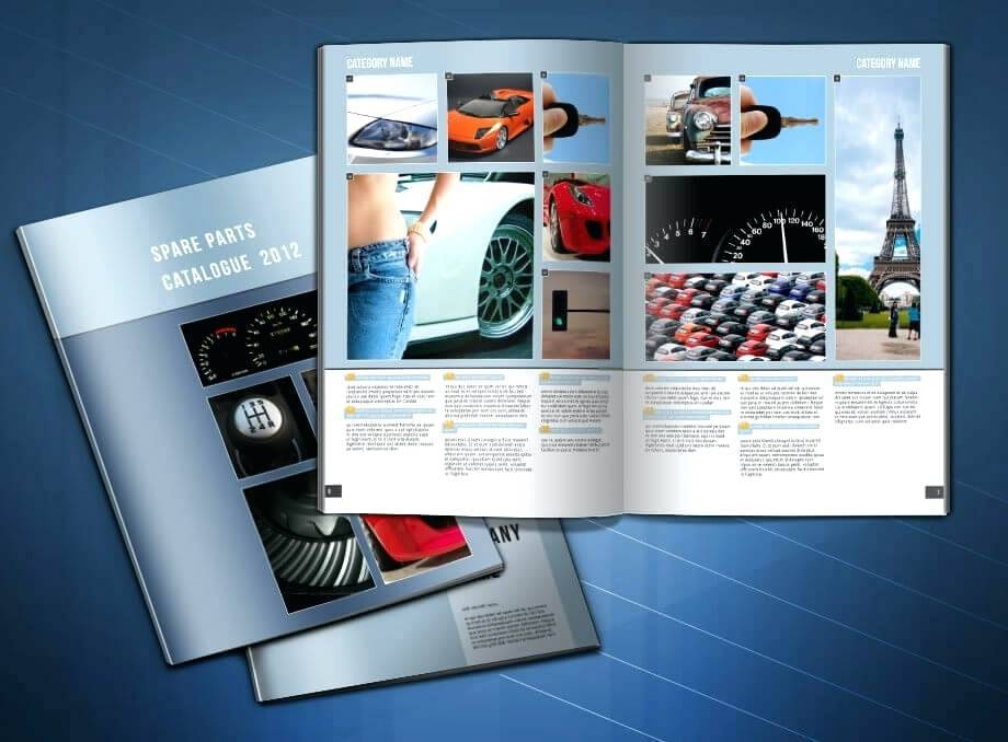 Multipurpose Product Catalogue Indesign Template Free Download