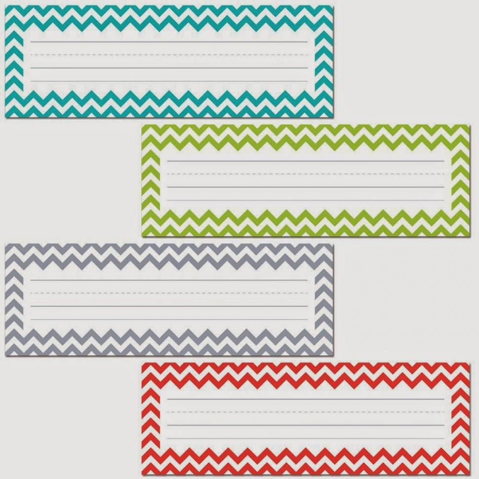 Name Tag Labels Template Free