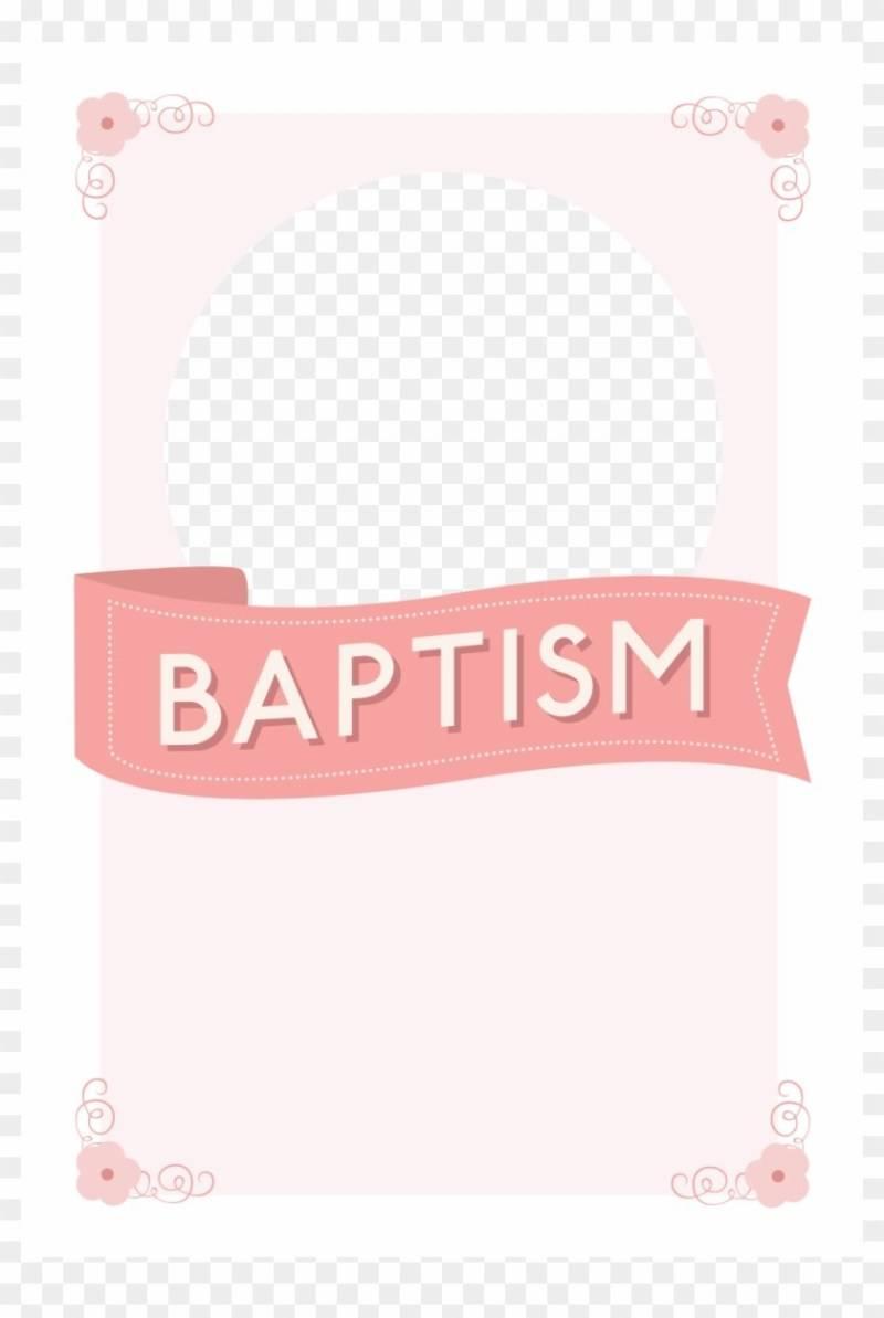 Nautical Christening Invitation Template Free