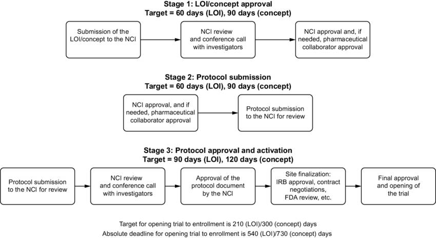 Nci Clinical Trial Protocol Template