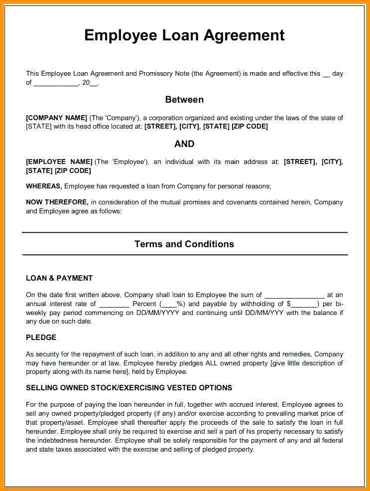 Negotiated Rate Agreement Template